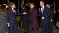 William und Kate in New York eingetroffen