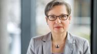 Sie empfindet Karriere nicht als Kampf, muss sich aber doch einiges gefallen lassen: Bettina Limperg, Präsidentin des Bundesgerichtshof.