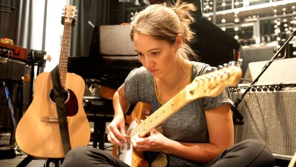 Sophie Hunger - Die Schweizer Musikerin im Gespräch in Heidelberg  mit Thomas Holl