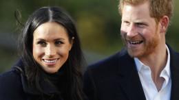 Prinz Harry und Herzogin Meghan sind Eltern geworden