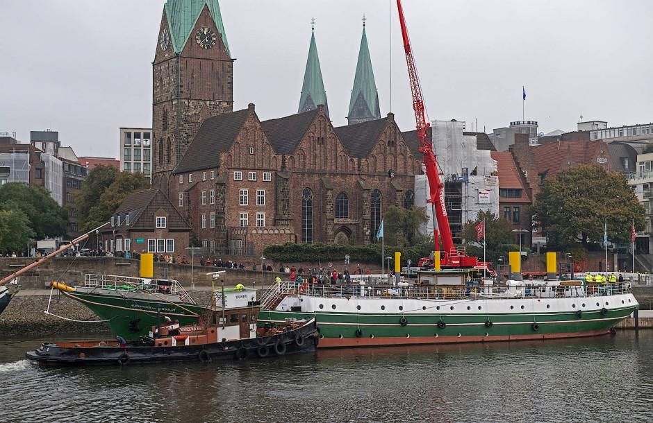 In Bremen trat Anne ihr Referendariat an. In ihrem Blog schrieb sie nicht mehr.