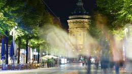 Ein Student ist Deutschlands erster Nachtbürgermeister