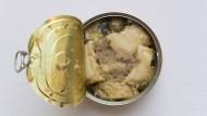 Space Food: Diese Maultaschen – und andere Dosenmahlzeiten – wurden eigens für die Weltraummission entwickelt.