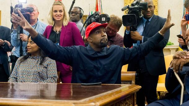 Für Kanye wird es knapp