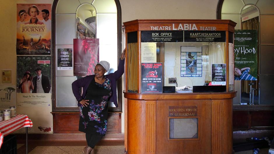 Auf Zeitreise: Filmfans schätzen die Atmosphäre im Labia