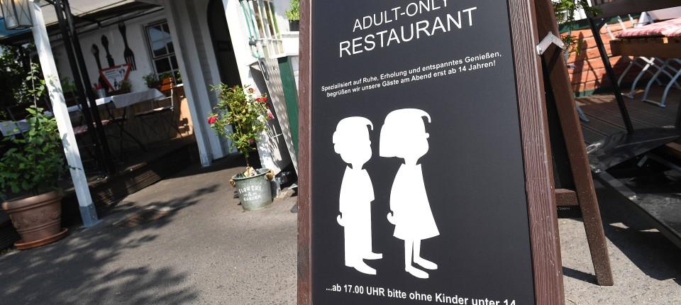 """Unerwünscht im Restaurant: Kinder dürfen abends nicht mehr in """"Omas ..."""