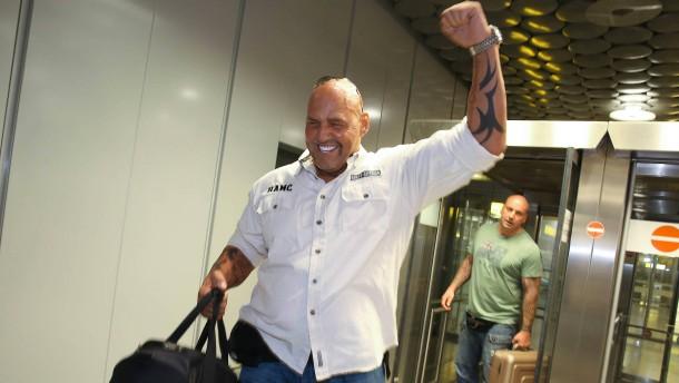 Hanebuth macht Urlaub in Hannover