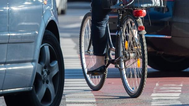 Deutsche Großstädte investieren zu wenig in sicheren Radverkehr