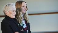 Glenn Close und ihre Tochter Annie Starke im September beim Filmfestival von San Sebastián