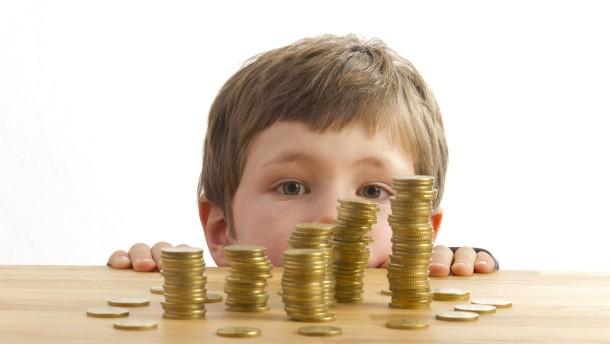 Wie lernen Kinder den richtigen Umgang mit Taschengeld?