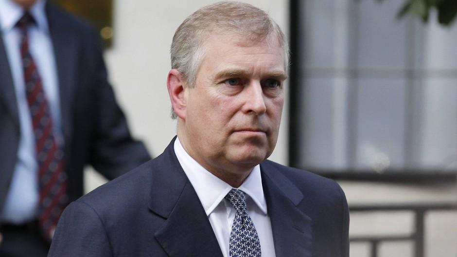 BBC veröffentlicht belastende Emails von Prinz Andrew