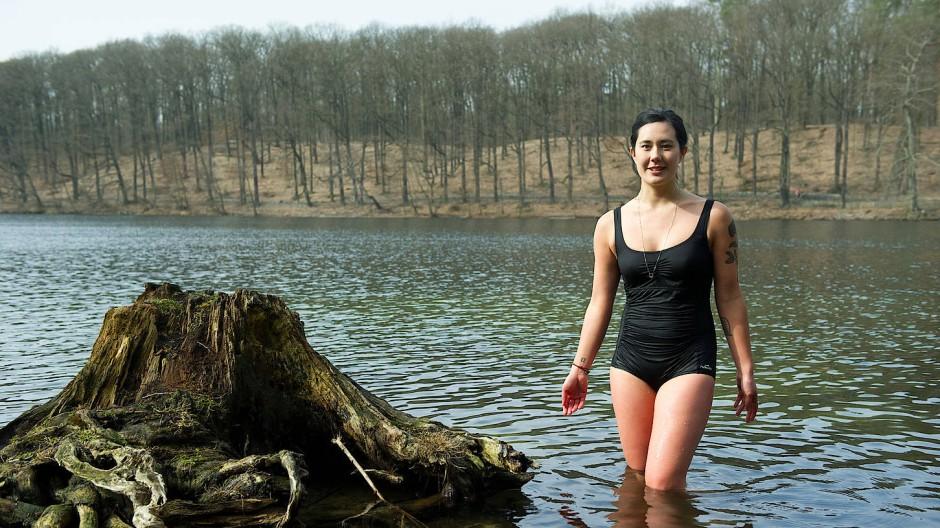 52 Seen, ein Jahr: Schwimmen hat etwas Heilendes | kurier.at