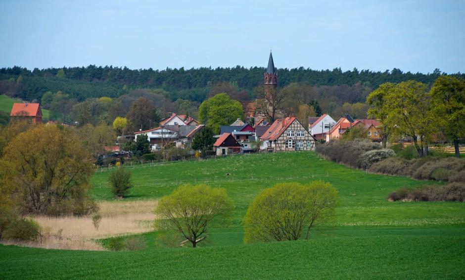 Ein Dorf, um das sich jemand kümmern muss: Altkünkendorf