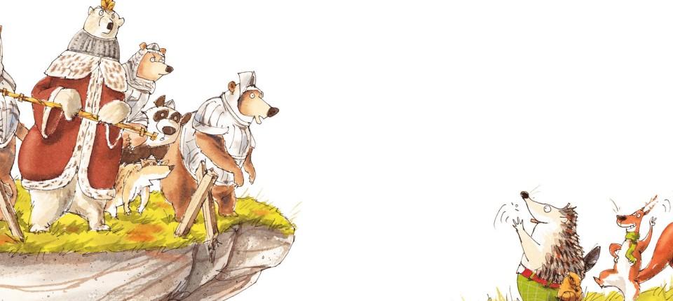 Latte Igel Kinderbuchautor Sebastian Lybeck