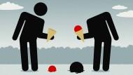 Wer scheitert, im Beruf oder im Privaten, fühlt sich oft in seiner gesamten Existenz erschüttert. Das muss nicht so bleiben.