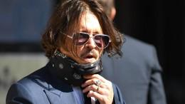 """Depp bezeichnet Ex-Frau als """"berechnend"""" und """"soziopathisch"""""""