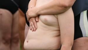 Zahl der fettleibigen Kinder hat sich verzehnfacht