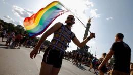Polizei zählt deutlich mehr Übergriffe gegen Homosexuelle