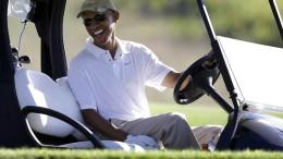 Ein neues Haus für die Obamas
