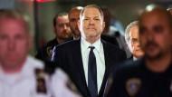 Gegen Filmproduzent Harvey Weinstein läuft nun eine Verleumdungsklage.