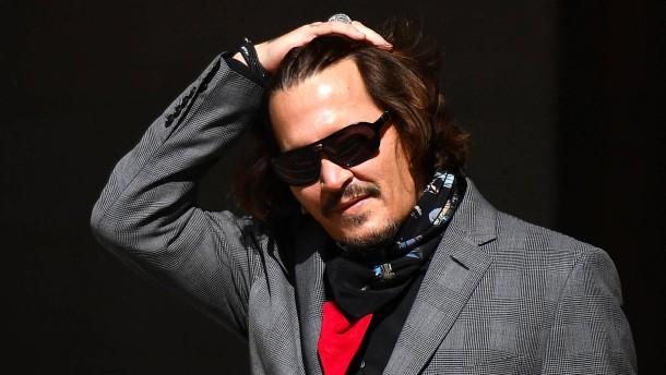 Johnny Depp tritt von Grindelwald-Rolle zurück