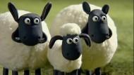 Shaun das Schaf fliegt Drachen