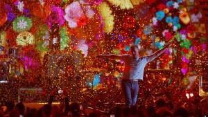 Coldplay tourt nicht mehr