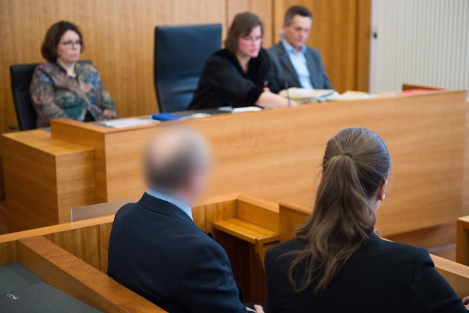 Vor Gericht behauptet der tschechische Kraftfahrer, sich an nichts erinnern zu können.