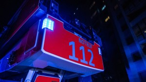 Elf Verletzte bei Feuer in Gelsenkirchen