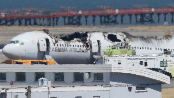 Pilot der verunglückten Boeing 777 war im Training