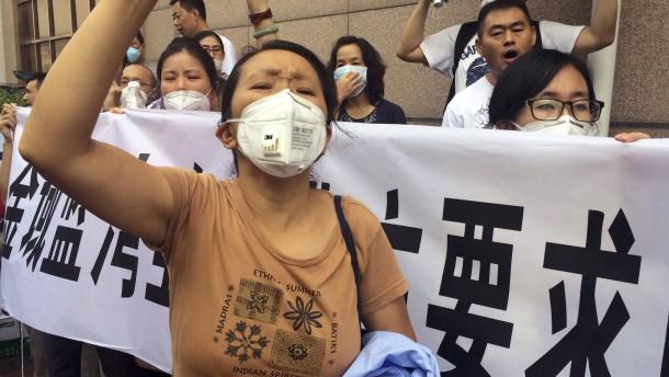 Die Strohmänner von Tianjin