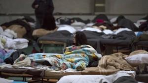 Obdachlos im Herzen Italiens