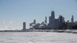 Lebensgefährliche Kälte rollt über Amerika