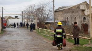 Feuer tötet 25 Menschen in Drogenklinik
