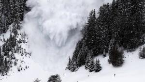 Bergwanderer stürzen 500 Meter tief in den Tod