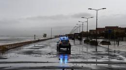 Ein Toter durch schwere Sturmböen in Frankreich