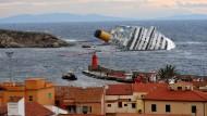 Das Unglück der Costa Concordia