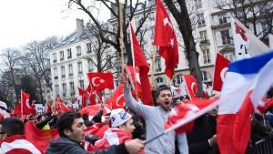 Streit zwischen Frankreich und Türkei vor Eskalation