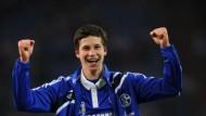 Torjubel: Julian Draxler wird bei Schalke gern als Joker eingesetzt. Aber bitteschön nicht nach 20 Uhr