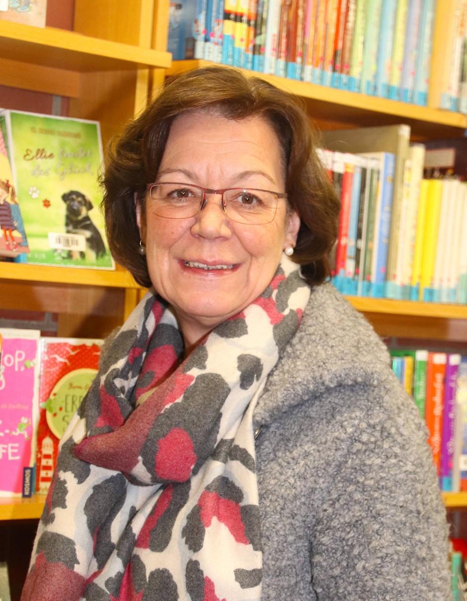 """Margret Schaaf ist seit 2013 Vorsitzende des Bundesverbandes von """"Mentor"""""""