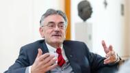 Noch ist er Präsident der TU München: Wolfgang Herrmann