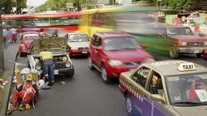 Wenn schon die Taxifahrt zur Gefahr wird