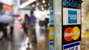 Der lange Weg zu einer Kreditkarte