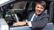 Harald Krügers Weg nach oben in den Chefsessel