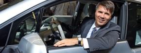 """Gilt im Konzern als """"cool"""": Der designierte Vorstandsvorsitzende von BMW Harald Krüger."""