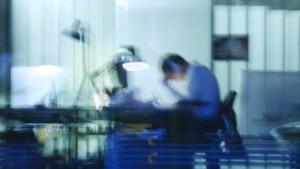 Stress durch die Digitalisierung schwächt die Arbeitskraft