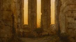 Vaterländisches Grab anstelle des Altars