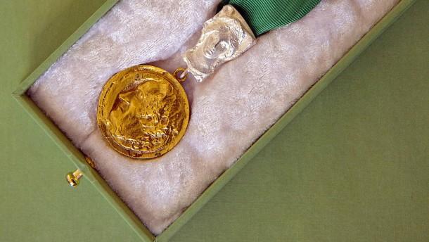 Goethe-Medaillen für internationalen Kulturdialog vergeben