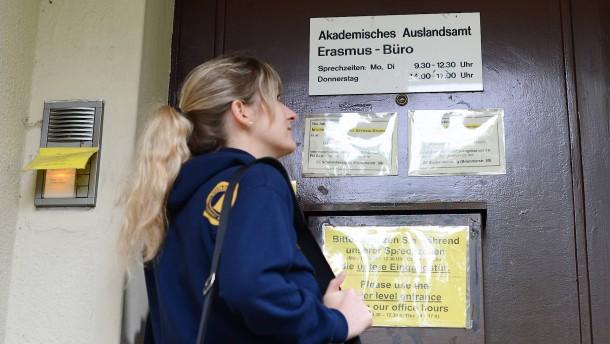 Zahl ausländischer Studienanfänger in Deutschland eingebrochen
