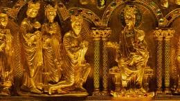 Wie die Heiligen Drei Könige nach Deutschland kamen
